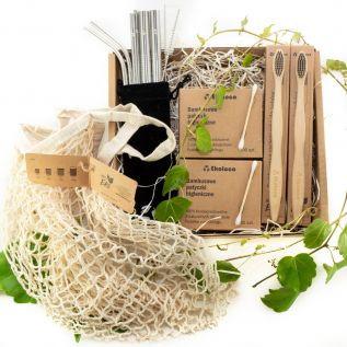 EKO BOX - Zestaw ekologiczny ZERO WASTE
