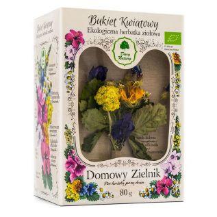 Domowy Zielnik - Bukiet Kwiatowy EKO 80g - Dary Natury