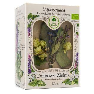 Domowy Zielnik - Herbatka Odprężająca EKO 120g - Dary Natury