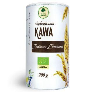 Ekologiczna kawa ziołowo-zbożowa 200g - Dary Natury