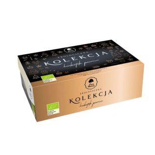 Ekologiczna Kolekcja Herbatek PREMIUM 90 saszetek