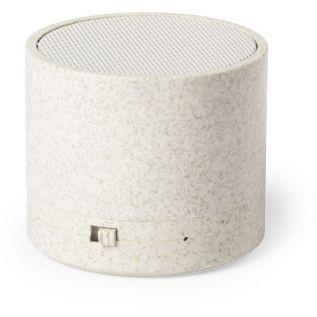 Ekologiczny głośnik 3W ze słomy pszenicznej