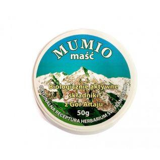 Franciszkańska maść MUMIO 50g