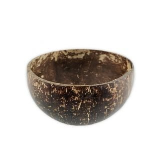 EKO Miseczka - naturalna miska z łupiny kokosa