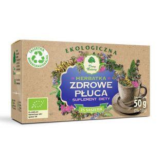 Herbatka ZDROWE PŁUCA 25x2g