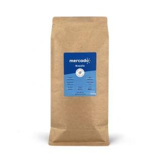 Kawa ziarnista - MERCADO BRAZYLIA - 1 kg