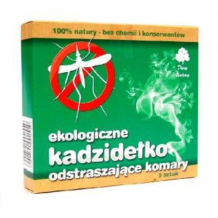 Kadzidełko odstraszające komary EKO - Dary Natury