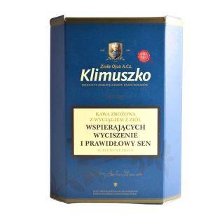 Kawa zbożowa-ziołowa na WYCISZENIE I PRAWIDŁOWY SEN 200g - Klimuszko