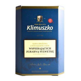 Kawa zbożowo-ziołowa WSPIERAJĄCA ZGRABNĄ SYLWETKĘ 200g - Klimuszko
