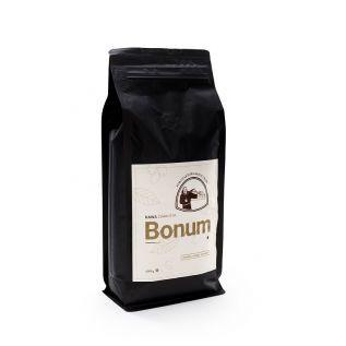 Kawa ziarnista BONUM 1 kg - Manufaktura Kapucynów