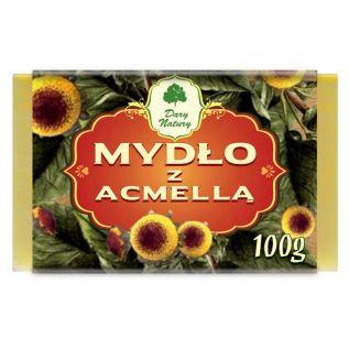 Mydło z Acmellą 100g - Dary Natury