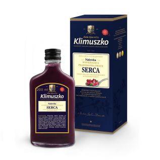 Nalewka Wspierająca prawidłową pracę serca 200 ml - Klimuszko