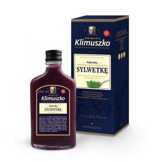Nalewka Wspierająca zgrabną sylwetkę 200 ml - Klimuszko