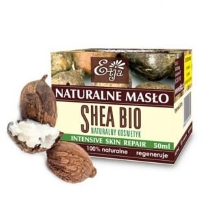 Naturalne masło do ciała SHEA w słoiczku 50ml BIO