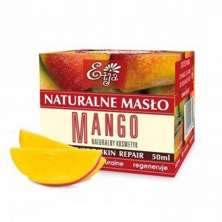 Naturalne masło do ciała MANGO w słoiczku 50ml