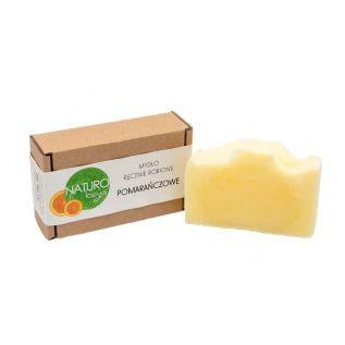 Naturalne mydło POMARAŃCZOWE 100g