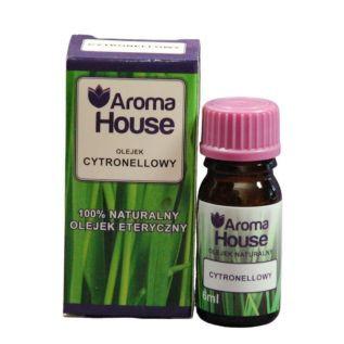 Naturalny olejek eteryczny CYTRONELLA 6ml