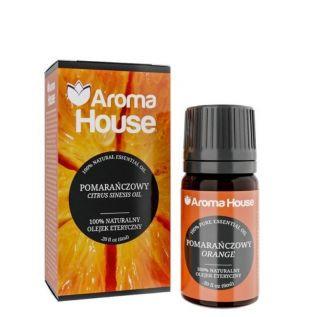 Naturalny olejek eteryczny POMARAŃCZOWY 6ml