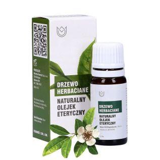 Olejek eteryczny 100% naturalny 12ml DRZEWO HERBACIANE
