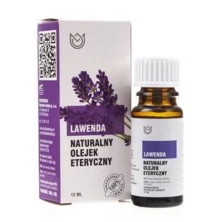 Olejek eteryczny 100% naturalny 12ml LAWENDA