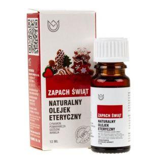 Olejek eteryczny 100% naturalny 12ml ZAPACH ŚWIĄT
