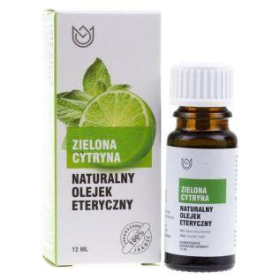 Olejek eteryczny 100% naturalny 12ml ZIELONA CYTRYNA
