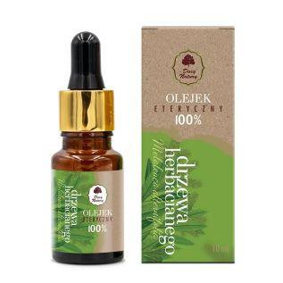 Olejek eteryczny 100% z drzewa herbacianego 10ml - Dary Natury