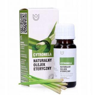 Naturalny olejek eteryczny CYTRONELA 12ml