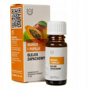 Olejek zapachowy MANGO-PAPAJA 12 ml