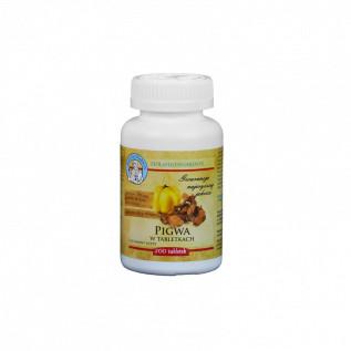 Pigwa w tabletkach 200 szt. - suplement diety św. Hildegardy