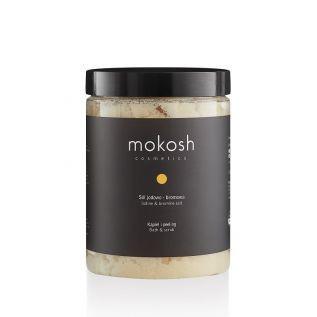 MOKOSH sól JODOWO-BROMOWA do kąpieli i peelingu ciała 1200 g