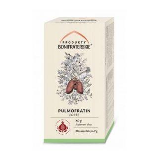 Suplement diety - PULMOFRATIN FORTE 30x2g - Produkty Bonifraterskie