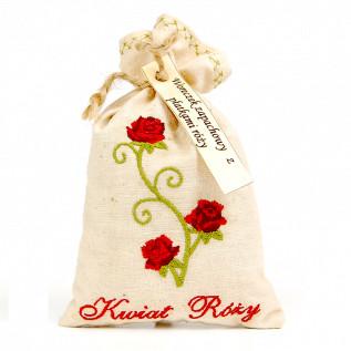 Woreczek zapachowy z różą 40g - Dary Natury