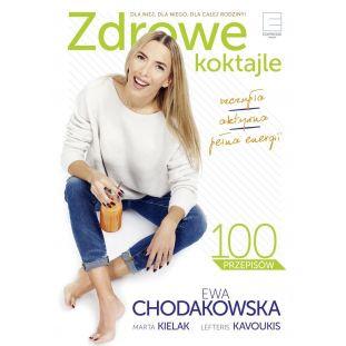 Zdrowe koktajle. Ewa Chodakowska