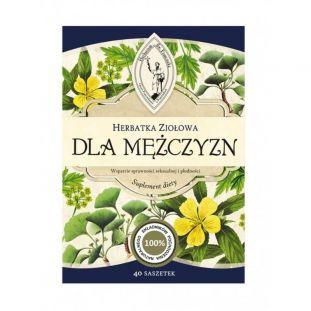 Franciszkańska Herbata Ziołowa DLA MĘŻCZYZN 40x3g
